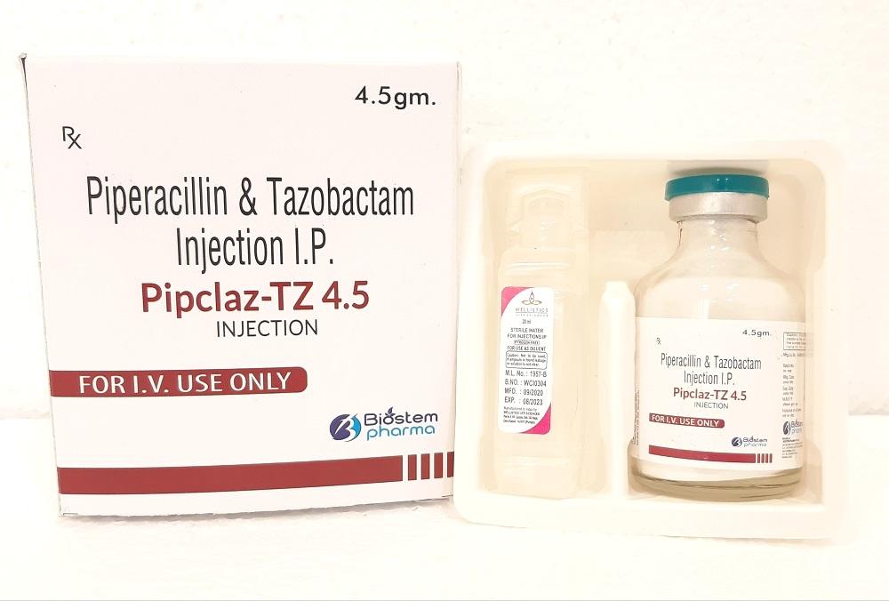 PIPCLAZ-TZ 4.5 INJECTION