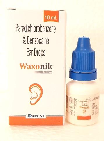 WAXONIK EAR DROPS