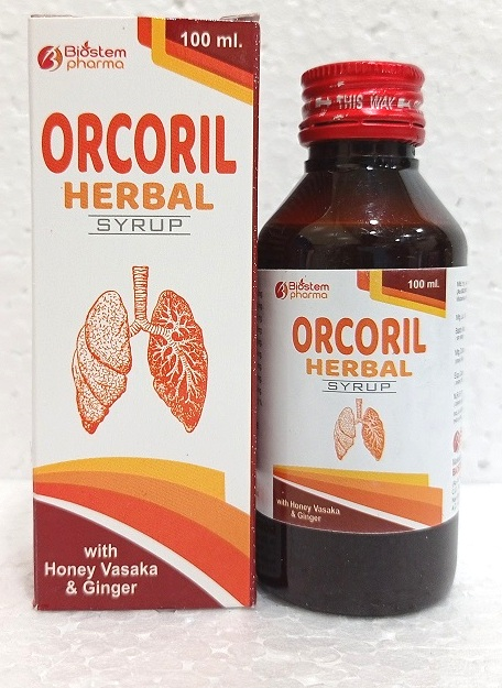 ORCORIL HERBAL COUGH SYRUP